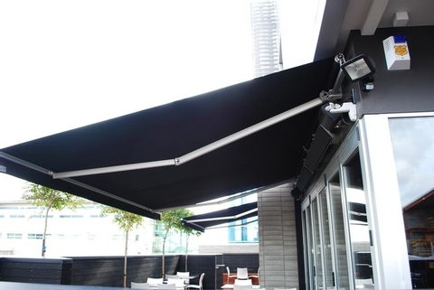 Lateral Arm Awnings